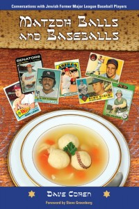 Matzoh Balls and Baseballs