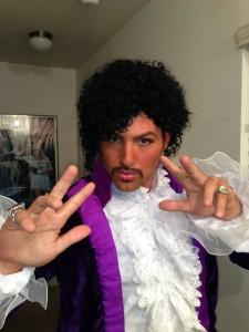 Decker as Prince