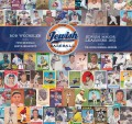 jewish baseball card book flat