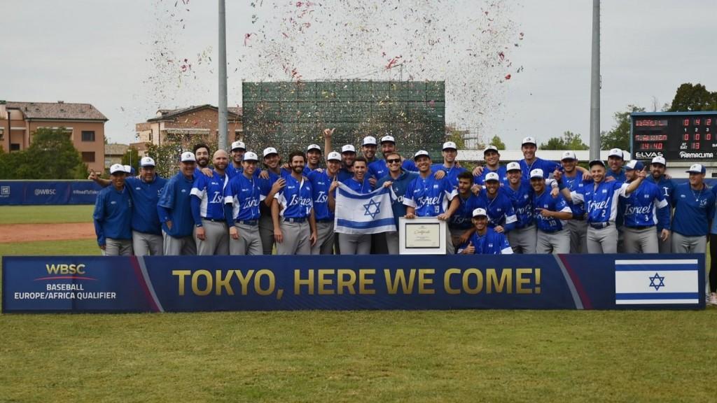 israel tokyo